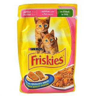 hrana pisici junior