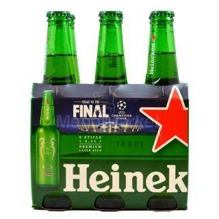 Heineken Bere Blonda cu 5% Alcool