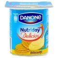 Danone Delicios Iaurt cu Biscuiti