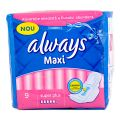 Always Maxi Absorbante Super Plus cu Centru Extra Absorbant