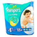 Pampers Active Baby Maxi Plus pt 9-20 kg