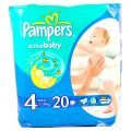 Pampers Active Baby Maxi pt 7-18 kg