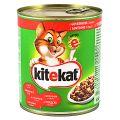 KiteKat Mancare pentru Pisici cu Vita