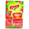 Ekland Bautura Solubila cu Extract de Ceai cu Aroma de Zmeura
