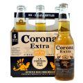 Corona Extra Bere cu 4.5 % Alcool