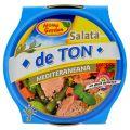 Home Garden Salata Mediteraneana de Ton