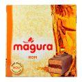 Magura Prajitura cu Crema de Rom si Glazura de Cacao