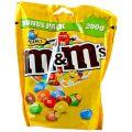 M&M's Bombonele Umplute cu Alune si Ciocolata