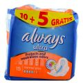 Always Ultra Absorbante Normal Plus