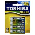 Toshiba Baterii Alkaline Blue Line AA