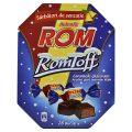 Autentic Rom Bomboane de Ciocolata in Cutie de Craciun