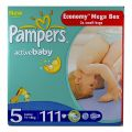 Pampers Scutece Active Baby Junior pt 11-18 kg