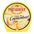 President Crema de Branza Camembert