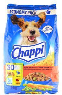 Chappi Hrana Uscata  Pui cu Vita si Legume