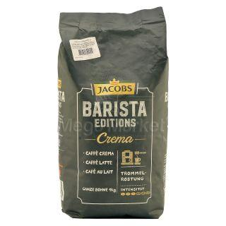 Jacobs Barista Editions Crema Cafea Boabe