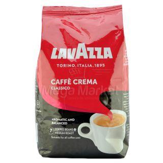 Lavazza Cafe Crema Classico Cafea Boabe