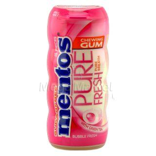 Mentos Pure Fresh Guma de Mestecat cu Aroma Bubble Fresh
