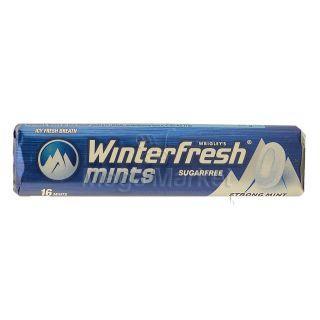 Winterfresh Bomboane Mentolate