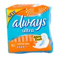 Always Ultra Absorbante Micro Touch Normal Plus