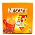 Nescafe 3 in 1 Mild Cafea Instant cu Gust de Lapte