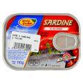 Home Garden Sardine in Sos de Tomate
