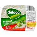Delaco Crema de Branza Proaspata 4,4% grasime