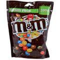 M&M's Bomboane Umplute cu Ciocolata