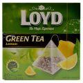 Loyd Ceai Verde cu Lamaie