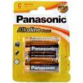 Panasonic Baterii Alkaline Power LR14 C