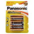 Panasonic Baterii Alkaline Power LR6 AA