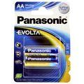 Panasonic Evolta Baterii Alkaline LR6 AA