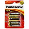Panasonic Pro Power Baterii LR6 AA