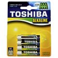 Toshiba Blue Line Baterii Alkaline LR3 AAA