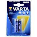 Varta High Energy Baterii Alkaline R3 AAA
