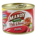 Mandy Pate Clasic de Porc