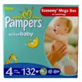 Pampers Scutece Active Baby Maxi Plus pt 7-14 kg