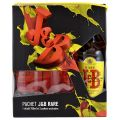 J&B Rare Scotch Whisky 40%vol + 2 Pahare