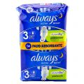 Always Ultra Absorbante Micro Touch Night