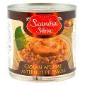 Scandia - Ciolan Afumat Asternut pe Fasole